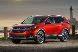 Giá lăn bánh xe Honda CR-V: Cao nhất 1,266 tỷ đồng