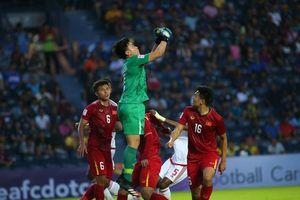 U23 Việt Nam vs U23 UAE 0-0: Mỗi đội có trong tay 1 điểm