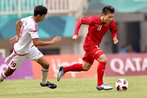 Đội hình dự kiến của U23 Việt Nam khi tiếp đón U23 UAE, hé lộ bộ đôi 'song sát'