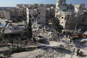 Lệnh ngừng bắn ở Idlib (Syria) bắt đầu có hiệu lực