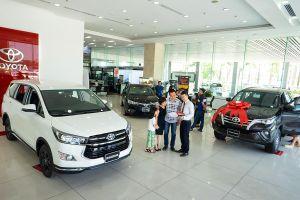 Cận Tết thị trường ô tô tăng mạnh