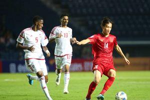 Trực tiếp U23 Việt Nam vs U23 UAE, bảng D U23 châu Á 2020