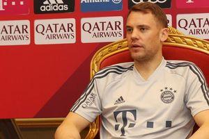 Neuer lên tiếng trước thông tin phải nhường 'sân đấu' cho Nübel?