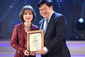 Nguyễn Ngọc Anh giành giải Nhất 'Giọng hát hay tiếng Hàn Quốc - VOV 2019'