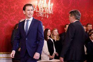 Thủ tướng Áo Sebastian Kurz - người 2 lần lập kỷ lục nhà lãnh đạo trẻ nhất thế giới