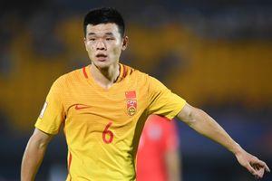 Tiền đạo U23 Trung Quốc quyết giành điểm trước Uzbekistan