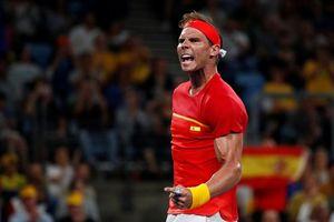 Nadal gặp Djokovic tại chung kết ATP Cup