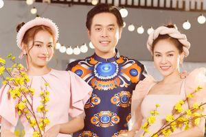 Dương Khắc Linh đóng MV cho vợ