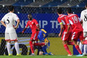Đối thủ U23 Việt Nam: U23 Jordan... ăn theo thầy Park
