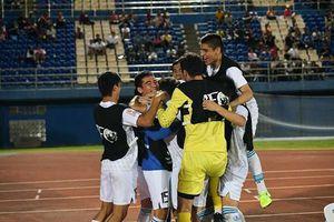 Thua Uzbekistan, U23 Trung Quốc chia tay U23 châu Á từ vòng bảng