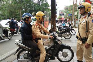 Hà Nội: Đã xử lý 359 trường hợp lái xe vi phạm nồng độ cồn