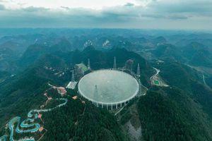 Trung Quốc kích hoạt 'Mắt trời', bắt đầu công cuộc săn lùng sự sống ngoài Trái đất