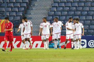 Video bàn thắng U23 UAE 2-0 U23 Triều Tiên