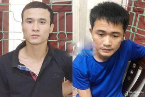 2 tên cướp 'đói thuốc', mò vào phòng trọ sinh viên cướp laptop ở thành phố Vinh