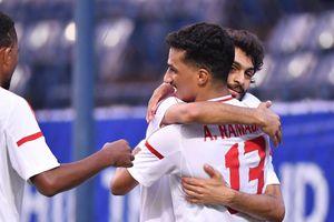 U23 UAE loại U23 Triều Tiên khỏi vòng chung kết U23 châu Á 2020