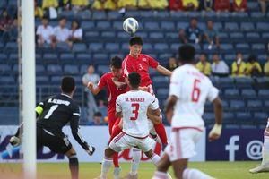 U23 châu Á 2020: U23 Triều Tiên bị loại dù chưa đấu U23 Việt Nam