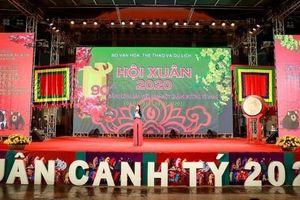 Khai mạc Hội Xuân 2020 tại Hà Nội, lan tỏa thông điệp 'Ăn thuần chay - Tạo hòa bình'