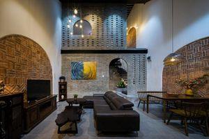 Ngôi nhà có khoảng không gian chung đẹp hút hồn