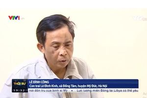 Con trai Lê Đình Kình: Đã chi 33 triệu mua lựu đạn, có 4 két chai bom xăng!