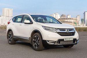 Honda CR-V giảm giá mạnh trước Tết Nguyên đán, cao nhất 70 triệu đồng
