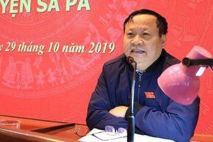 Bí thư Thị ủy Sa Pa làm Giám đốc Sở GTVT - Xây dựng tỉnh Lào Cai