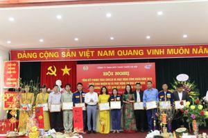 Ấm áp 'Tết sum vầy' Công ty TNHH MTV Thoát nước Hà Nội
