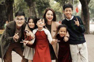 Thêm một sản phẩm Xuân rất đáng xem: Dự án kết hợp giữa Phạm Quỳnh Anh và dàn trò cưng The Voice Kids