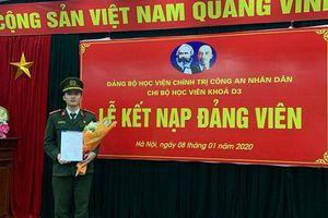 Hàn Anh Tuấn – Cậu sinh viên xứ Thanh đam mê nghiên cứu khoa học