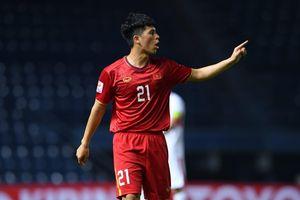 Đình Trọng: 'U23 Việt Nam còn cơ hội vào tứ kết'