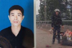 Lời khai của nghi phạm chém người phụ nữ trên cầu ở Thái Nguyên