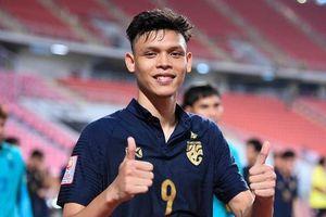 Tiền đạo U23 Thái Lan muốn tiếp tục tạo lịch sử
