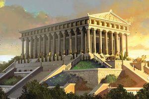 'Cực choáng' vụ thiêu rụi kỳ quan thế giới cổ đại để... bất tử