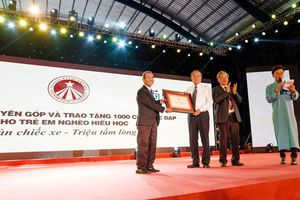 Tổ chức Thiện nguyện Việt Nam: Hướng đi mới trong công tác thiện nguyện