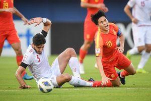 Báo Trung Quốc: Đội U23 tạo thành tích 'xấu hổ chưa từng thấy'