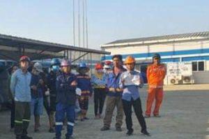 Hàng trăm công nhân chưa nhận được hỗ trợ khi nhà thầu bỏ trốn