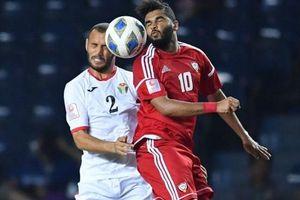 U23 UAE và U23 Jordan dắt tay nhau vào tứ kết U23 châu Á 2020