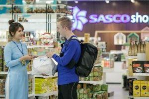 Nhân viên lái xe SASCO trả tài sản để quên cho hành khách