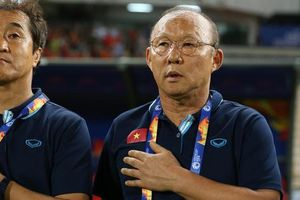 HLV Park Hang-seo nhận toàn bộ trách nhiệm sau khi U23 Việt Nam dừng bước