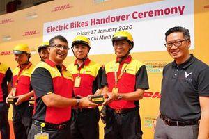 Đưa phương tiện giao nhận vào hoạt động để bảo vệ môi trường tại Việt Nam
