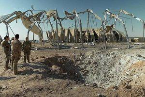 Nhiều lính Mỹ bị thương vì bị tên lửa Iran tấn công