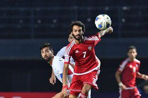 Dắt tay nhau vào tứ kết U23 châu Á, HLV U23 UAE và Jordan nói gì?