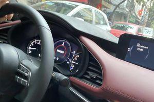Cách sử dụng hệ thống hỗ trợ phanh thông minh (SBS) trên xe Mazda 3 Allnew Premium