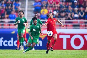 VAR 'ủng hộ' U23 Ả Rập Xê Út, U23 Thái Lan bị loại cay đắng