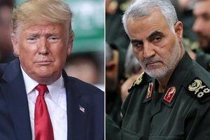 Tổng thống Trump lộ lý do giết tướng Soleimani