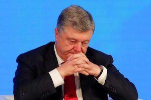 Cựu Tổng thống Ukraine Poroshenko đối mặt rắc rối pháp lý mới