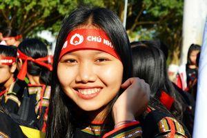 Tươi xinh những nụ cười Chủ nhật Đỏ Krông Năng 2020