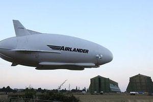 Anh bắt đầu sản xuất khinh khí cầu Airlander 10
