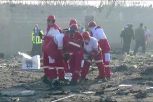 Sự thật về vụ rơi máy bay hành khách Ukraine ở Iran