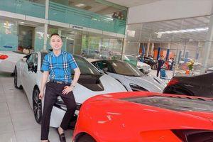 Đỗ Anh Lượng: Chàng trai khởi nghiệp với niềm đam mê xe hơi