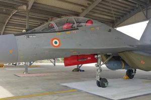 Ấn Độ triển khai phi đội Sukhoi-30MKI đầu tiên ở miền Nam